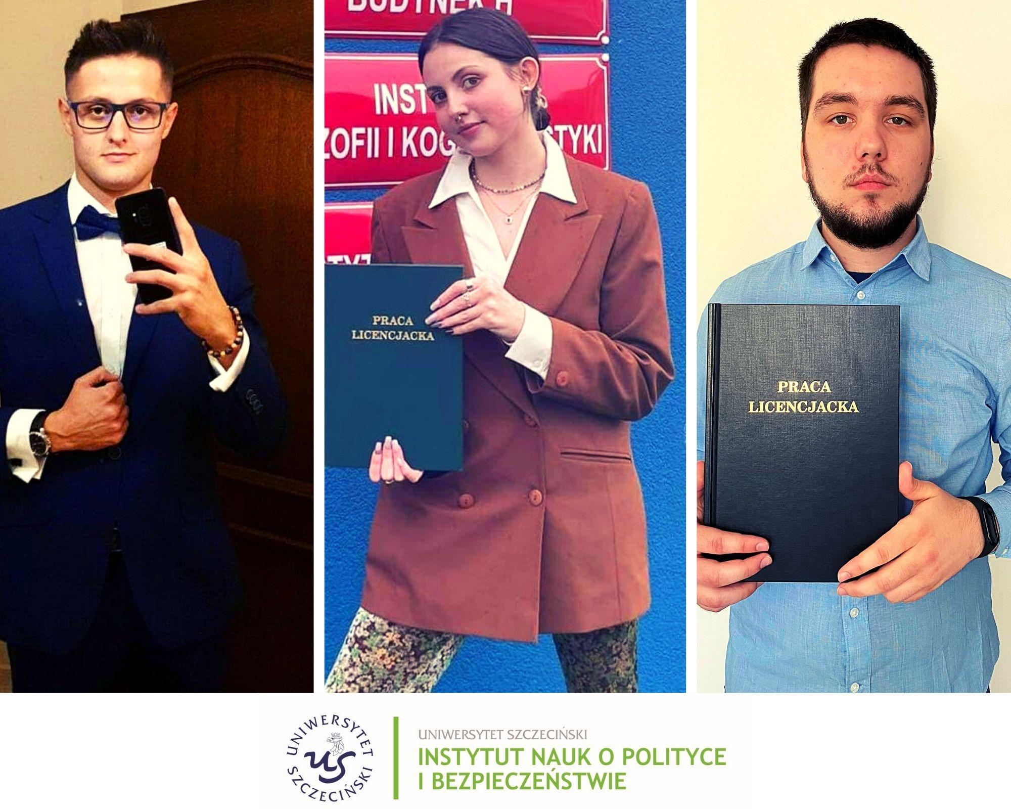 Konkurs na najlepszą pracę dyplomową w Instytucie Nauk o Polityce i Bezpieczeństwie US- wyniki