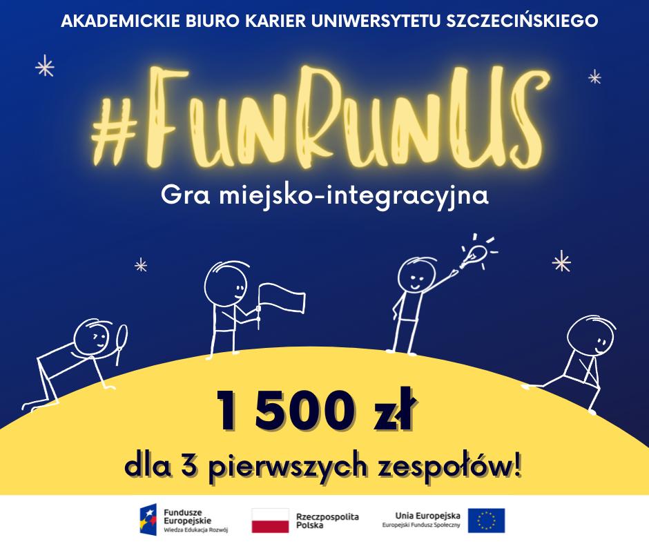 #FunRunUS- włącz się do gry!