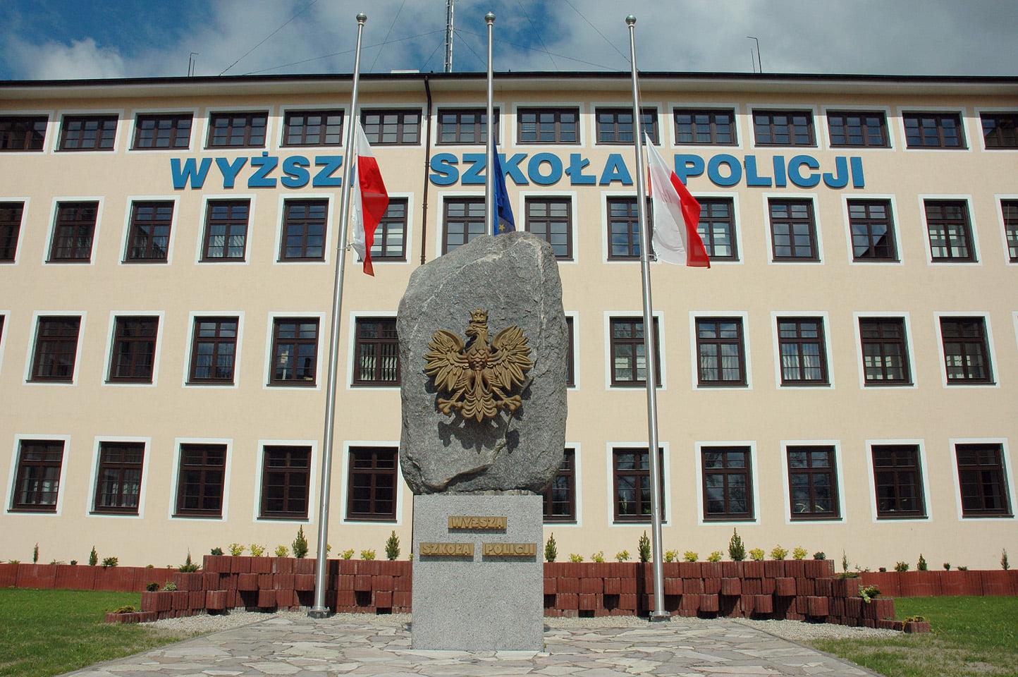 Współpraca z Wyższą Szkołą Policji w Szczytnie!